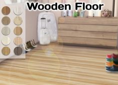 Wooden Floor at Simming With Mary image 7117 670x485 Sims 4 Updates