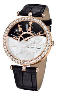 Van Cleef and Arpels watch