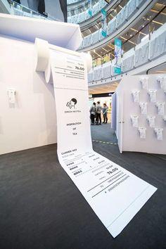 Display Design, Booth Design, Cafe Concept, Signage Design, Digital Signage, Type Setting, Design Museum, Window Design, Commercial Design