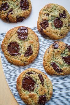 San francisco chocolate chip cookies recipe