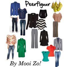 """Peerfiguur"" by mooi-zo on Polyvore"