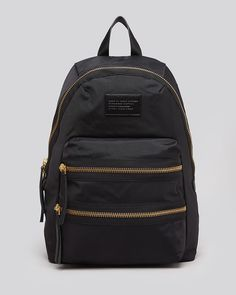 MARC BY MARC JACOBS Backpack - Domo Arigato Packrat | feminine-utilitarian daily