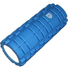 awesome Monster Fitness Premium Hollow Blue Foam Roller, Extra Durable & High Quality. Best Deep Massage Roller. Releases Muscle Pain & Stiffness. Best Use For Runners & Athletes. To Inhibit Overactive Muscles. Used At Home & Gym Classes.  The modern world puts a lot of stress on your body.Sitting all day tends to weaken muscles, and is a leading cause of superficial fascia becoming adhe…