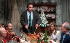 """Save the neck for me, Clark.  So funny. """"Christmas Vacation."""""""
