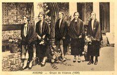 Aveiro Grupo de de tricanas (1926)