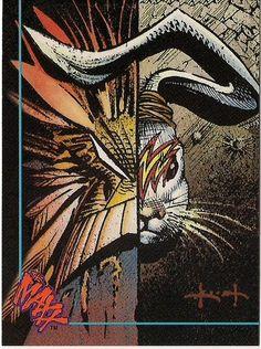 The Maxx vs Usagi Comic Book Artists, Comic Books Art, Comic Art, Comics Love, Image Comics, Savage Dragon, The Maxx, Metal Magazine, Comic Pictures