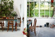 Photography: Martin Löf The summerhouse of Peter Gherke
