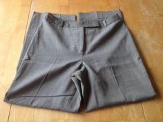 Ann Taylor Loft Womens Brown Dress Pants Size 10 #AnnTaylorLOFT #DressPants