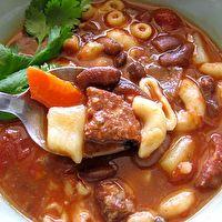 Portuguese Bean Soup by Zippy's