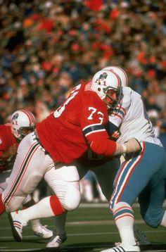 John Hannah, New England Patriots