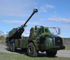Archer self-propelled artillery