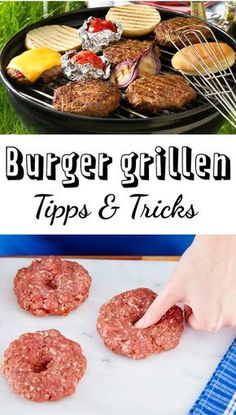 grillen – so werden sie perfekt - This is the best grill idea for him Why not? -Burger grillen – so werden sie perfekt - This is the best grill idea for him Why not? Good Burger Sauce Recipe, Best Burger Sauce, Burger Sauces Recipe, Burger Recipes, Beef Recipes, Mac And Cheese Homemade, Vegan Mac And Cheese, Burger Party, Beste Burger