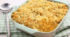 We think we've just discovered an even better Mac and Cheese!