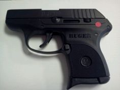 My Concealed Carry Gun - Ruger LCP 380 Find our speedloader now! http://www.amazon.com/shops/raeind