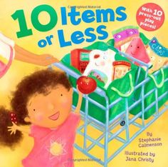 10 Items or Less by Stephanie Calmenson http://www.amazon.com/dp/1442407204/ref=cm_sw_r_pi_dp_Z4fcvb1K99W9S