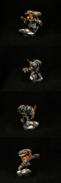 Space Wolves skyclaw 2