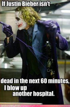 joker's got it right