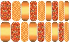 Country Spice - Design B | Jamberry