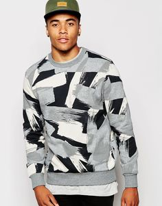 Image 1 of Puma Evolution Sweatshirt