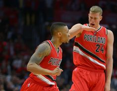 The Trail Blazers incredibly deep roster could become an issue later in the season - but for now, it's great to have options When playoff time c...