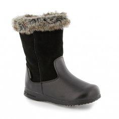 Cizme pentru fete, marca pediped. Fall Winter, Autumn, Boots, Girls, Black, Fashion, Fall Season, Crotch Boots, Little Girls