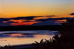 Back Bay Sunset
