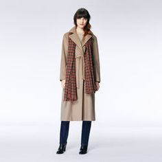 Coat and trench, FALL WINTER 2014   Weekend Max Mara