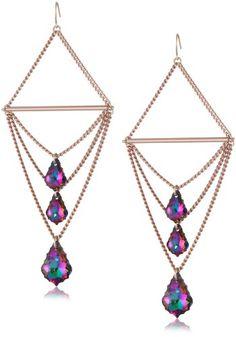 10 x Verre Cristal à Facettes Noir Star Charms Pendants Galvanise
