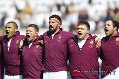 Sei Nazioni 2015: i 23 inglesi che sfideranno l'Italia a Twickenham - On Rugby