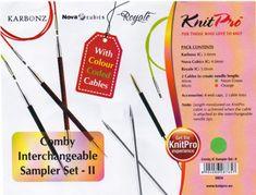 KnitPro Comby Auswechselbares Sampler-Set, Verschiedene Nadeln, inkl. Etui, 20634: Amazon.de: Küche & Haushalt Neon Green, Coding, Notes, Map, Knitting, Color, Shopping, Random Stuff, Household