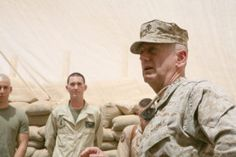 15 quotes from Gen. Mad Dog' Mattis, slayer of bodies - Americas Military Entertainment Brand James Mattis Quotes, General James Mattis, Jim Mattis, Marine General, Long Distance Love Quotes, We Are The Mighty, Navy Chief, Us Marine Corps, Get Shot