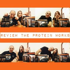 Cucina Dulight - Review The Protein Works