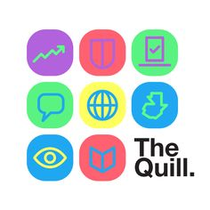 The Quill. on Behance