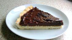 """Receta de Tarta de Chocolate o como la bautizó mi hijo Federico """"Chocolate Pie"""" una tarta deliciosa, suave y especial para adictos al chocolate. Tiene un sabor espectacular y queda """"como de pastelería"""". tarta-chocolate-pie"""