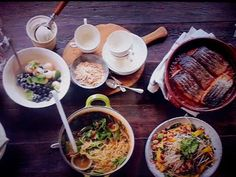 La cucina tradotta di Jamie: Cucina orientale