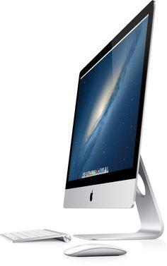 New 27-inch iMac, $1799