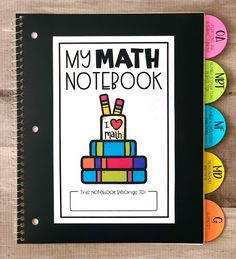Getting Started with Interactive Math Notebooks - Create●Teach●Share