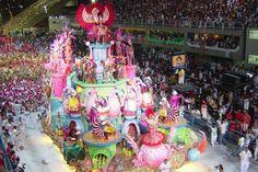 Rio de Janeiro Photos at Frommer's - Samba schools at Sambodromo for Rio de Janeiro's Carnaval.