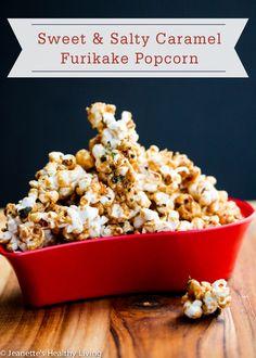 ... Furikake Popcorn recipe that has the perfect balance of savory and