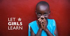As part of the U.S. government's commitment to Let Girls Learn, First Lady Michelle Obama and the Peace Corps have formed a powerful collaboration to expand access to education for adolescent girls around the world.