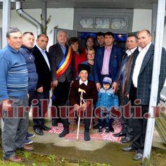 Sublocotenentul Chirilă Chirica din Hudești a împlinit 102 ani :http://www.informatorulbt.ro/sublocotenentul-chirila-chirica-din-hudesti-a-implinit-102-ani/