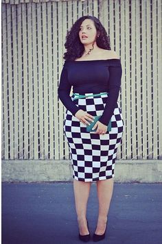 Girls with Curves is sooooo stylish