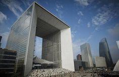 Un plan pour ameliorer La Défense - Le quartier de La Défense à Paris., 20 MINUTES/SIPA