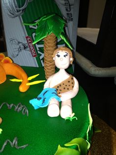 Kingston's 3rd bday cake