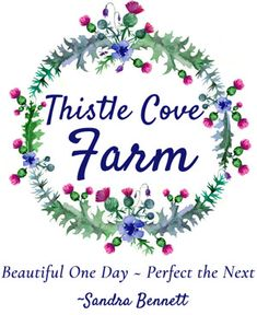 Git Yer Bags Packed Pa, We're Goin' On A Vaca ~ Thistle Cove Farm ~ Sandra Bennett