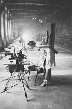 Backstage : Le shooting de la nouvelle collection Cymbeline 2017