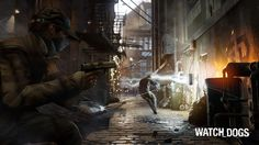 1920x1080 px Watch Dogs wallpaper for mac by Colden London