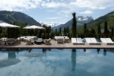 The Alpina Gstaad - Hotels in Heaven - The most amazing, unique and beautiful…