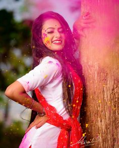 Wedding Couple Poses Photography, Girl Photography Poses, Village Photography, Beautiful Girl Photo, Beautiful Girl Indian, Beautiful Suit, Cute Baby Girl Pictures, Cute Girls, Holi Pictures