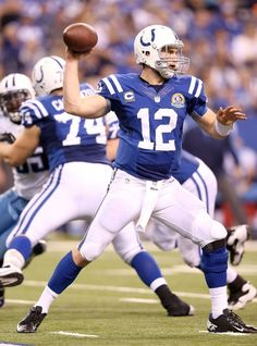Andrew Luck - Indianapolis Colts